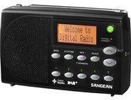 Sangean DPR-65 Basic, digitale radio, DAB+, zwart