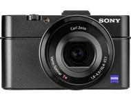 Sony DSC RX100 Mark II - Zwart