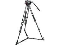 Manfrotto 509HD,545GBK Pro Ground-Twin Kit 100