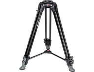 Manfrotto MVT502AM Video Tripod-Telescopic Twin