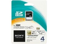 Sony Sd Card 16Gb Sf16N4
