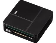 Hama All In One Multi-Card Reader, Basic, Black