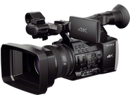 Sony FDR-AX1 4K Ultra HD-camcorder