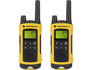 Talky Twin Pack  Chgr T80 Extreme Yellow / Black