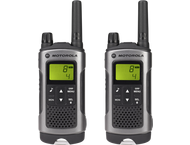 Talky Twin Pack  Chgr T80 Silver / Black