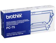 Brother Print Cartridge Pc-75 F/ Fax-T104/106 14