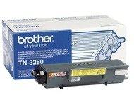 Brother Toner Tn3280 Black 8K