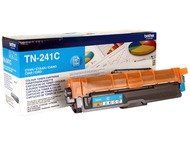 Brother Tn-241C Cyan Toner 1.400 Pages (Iso/Iec1