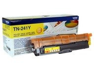 Brother Tn-241Y Yellow Toner 1.400 Pages (Iso/Ie