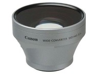 Canon Video Wide Converter Wd-H43 Hg 10/Hv