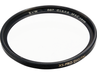 B+W XS-Pro Digital 007 Clear Filter MRC Nano 55