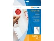 Herma 7571 Fotokarton 230X297 Wit 10 Bl