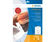 Herma 7584 Fotophan 9X13 6P.Wit