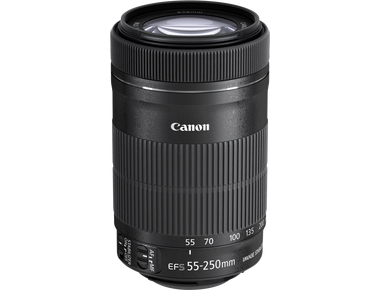 Canon EF-S 55-250mm f 4-5.6 IS STM