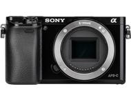 Sony A6000 Body - Zwart