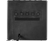 Sony Klokradio Icf-C1T Zwart Fm/Am
