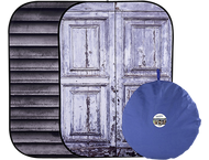 Lastolite Urban Collapsible 1.5 x 2.1m Shutter/Distressed Do