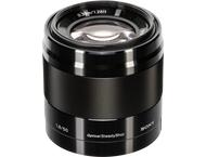 Sony SEL 50mm f/1.8 OSS - Zwart
