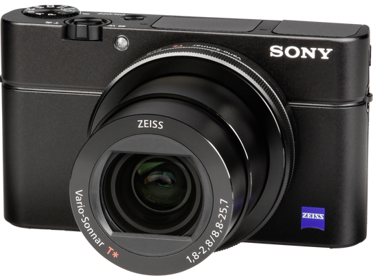 Sony DSC RX100 Mark III - Zwart