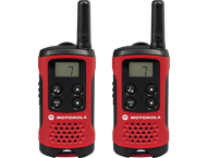 Talky Twin Pack T40 Red / Black