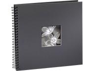 Hama Spiraalalbum Fine Art34X32/50 Grey