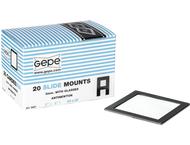 Gepe 1x 20 Gepe 60x60 3,0mm AN-Glass 2601