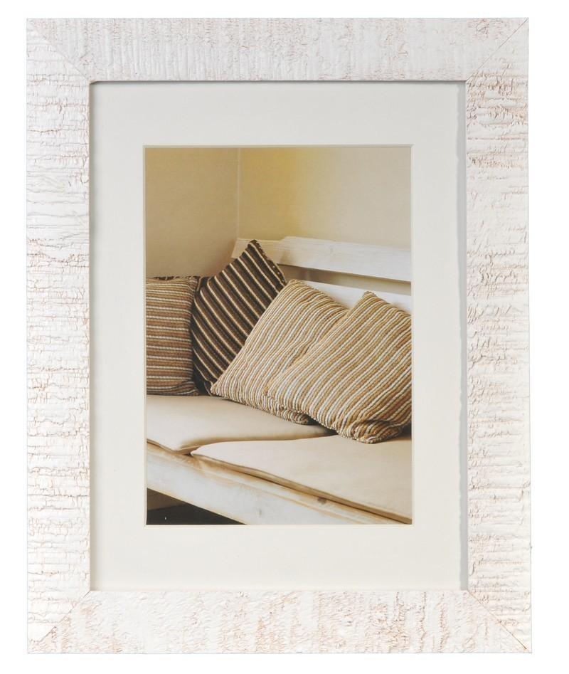 Henzo Driftwood white 18x24 Wooden Frame 80.733.02 | Art & Craft
