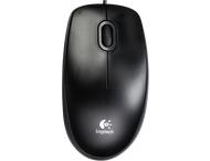 Logitech B100 Optical USB Mouse black OEM