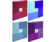 Henzo Nexus 29x33 100 Pages colour assorted (per stuk)