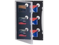 Gepe Card Safe Store CF transparent 3021