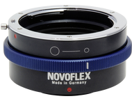 Novoflex Adapter Nikon lenses on Micro Four Thirds Cameras