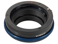 Novoflex Adapter Sony/Minolta AF lens on Samsung NX Cameras