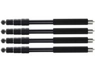 Novoflex 1x4 Novoflex QuadroLeg Aluminium 4 Segments
