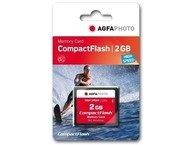 AgfaPhoto Compact Flash 2GB High Speed 120x MLC