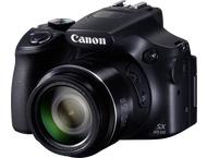 Canon PowerShot SX60 HS - Zwart