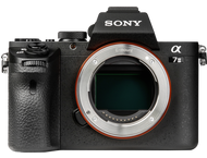 Sony A7 Mark II Body - Zwart