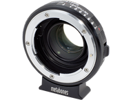 Metabones Speed Booster Nikon G naar Blackmagic BMPCC MFT