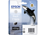 Epson T7609 inktcartridge licht licht zwart high capacity