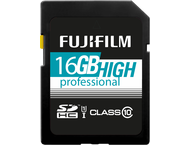 FujiFilm SDHC 16GB C10 HIGH PROFESSIONAL