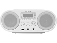 Sony Boombox ZS-PS50 Wit