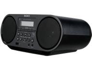 Sony Boombox ZSR-S60BT Zwart