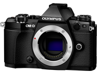 Olympus OM-D E-M5 Mark II Body - Zwart