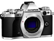 Olympus OM-D E-M5 Mark II Body - Zilver
