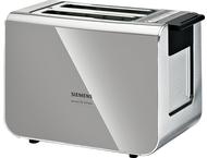 Siemens TT86105 Compacte toaster Grijs