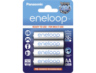 Eneloop 1x4 Panasonic Eneloop Mignon AA 1900 mAh