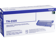 Brother TN-2320 Toner 2.600 pages (ISO/IEC 19752
