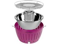 LotusGrill Plum Purple
