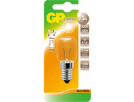 GP Battery GP Lighting Halogen Lamp T25 E14 25W (25W) for Re