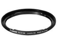 Canon filter adapter FA-DC58E