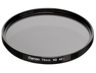 Canon lens filter ND4-L 72mm